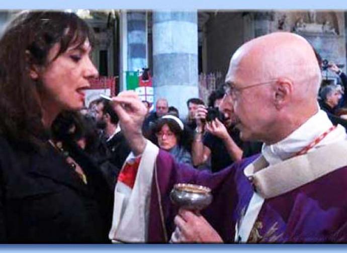 Luxuria viene comunicata dal cardinal Bagnasco