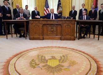 """Pace e commercio nei Balcani, per """"colpa"""" di Trump"""