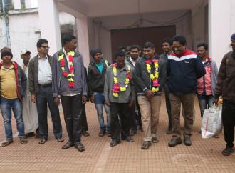 Finalmente liberi i 7 cristiani innocenti dell'Orissa
