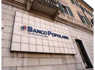 Le mani sulle banche popolari