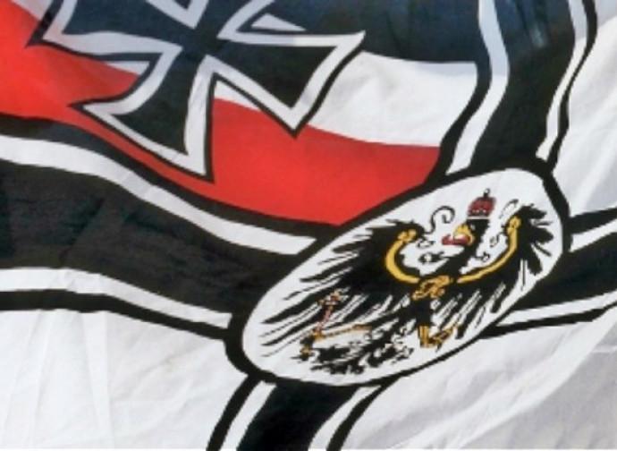 La bandiera incriminata