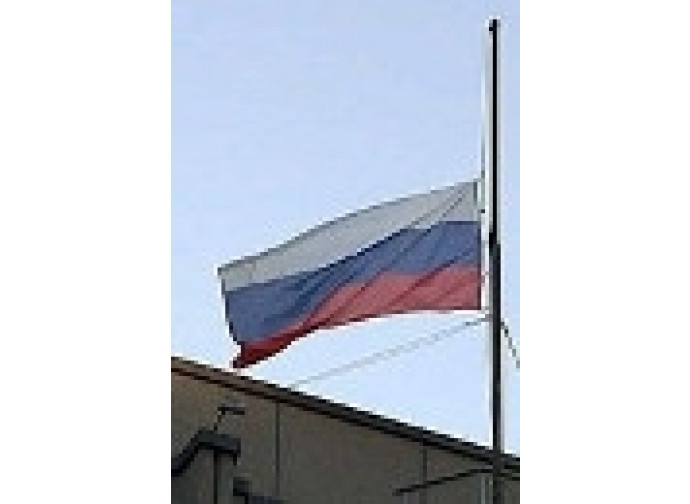Russia, giorni di lutto