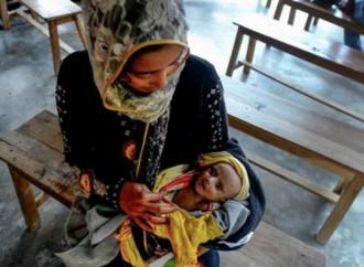 Imam fondamentalisti bloccano una banca del latte in Bangladesh