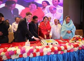 La Bangladesh Christian Association festeggia mezzo secolo di attività