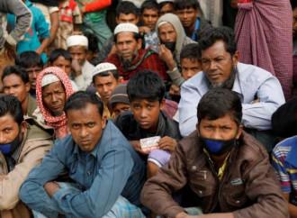 Pronto un piano di rimpatrio volontario per i Rohingya, ma nessuno si presenta