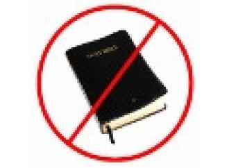 Regno Unito, vietato giurare sulla Bibbia