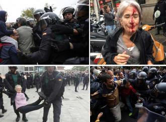 Voto e violenze: Barcellona si allontana da Madrid