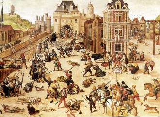 San Bartolomeo, una strage molto politica e poco religiosa