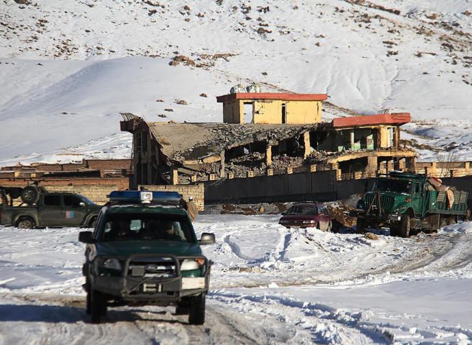 Afghanistan, la base colpita nella provincia di Maidan Wardak