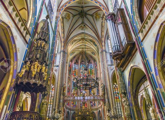 Basilica Cristo Crocifisso, Amsterdam