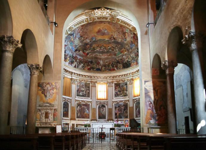 Basilica dei Santi Quattro Coronati, Roma