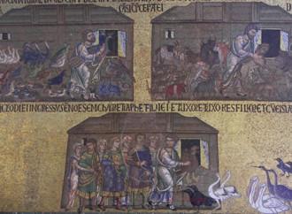 Venezia ti accoglie con la storia della salvezza
