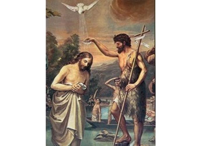 Il Battesimo Di Gesu Nell Anno Xvi Di Tiberio La Nuova Bussola Quotidiana