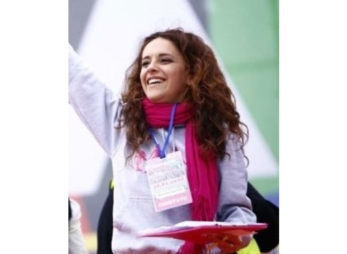 Maria Rachele Ruiu, coordinatrice nazionale dei circoli Generazione Famiglia-Manif pour tous Italia.