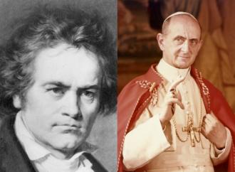 La Messa di Beethoven, un incanto per Paolo VI