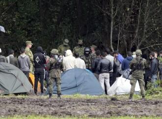 Esercito polacco alle prese con immigrati illegali