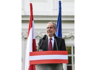 Van der Bellen: lezioni di storia politicamente scorrette