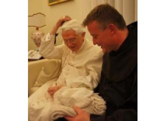 Benedetto XVI a La Verna, il discorso che non ci fu