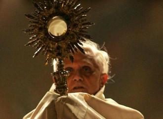 Benedetto, papato spirituale vs dittatura anticristica