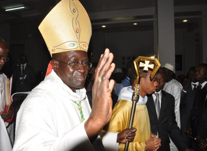 Benjamin Ndiaye, vescovo del Senegal