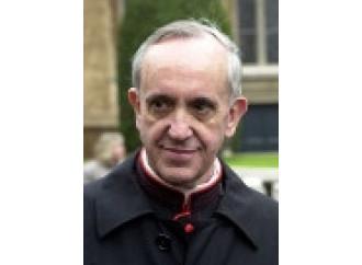Bergoglio: rispetto per i gay, ma la famiglia è altra cosa
