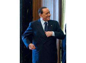 Renzi in crisi. Solo Berlusconi lo può salvare