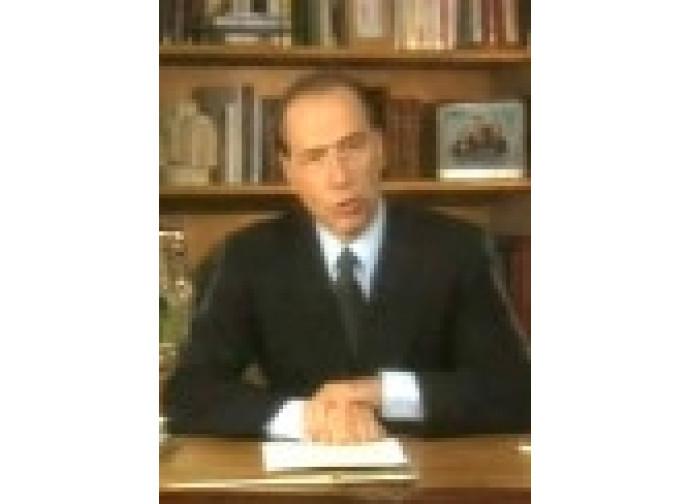 """Berlusconi, la """"discesa in campo"""""""