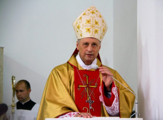 I vescovi ucraini scrivono al Papa per salvare il GPII
