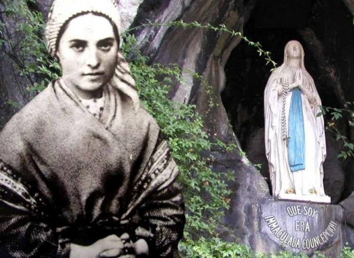 Bernadette Lourdes 1