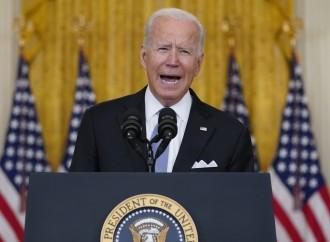 Afghanistan, Biden si giustifica e non ammette alcun errore