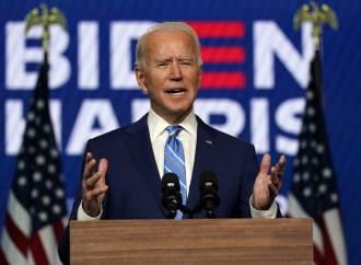 """Vince Joe Biden, chi ha dubbi sul voto è un """"eversivo"""""""