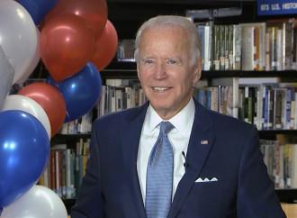 Biden punta alla presidenza, travestito da moderato