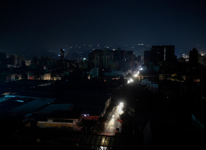 Blackout in Venezuela