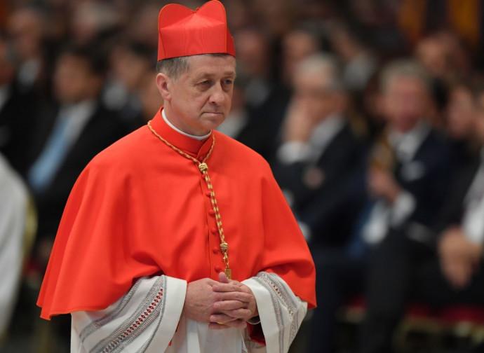 Il cardinal Cupich