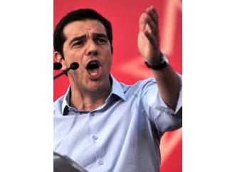 I belati di un ex rivoluzionario: il caso Tsipras