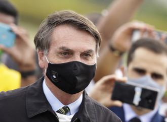 Covid: Bolsonaro ammalato e i numeri del terrore