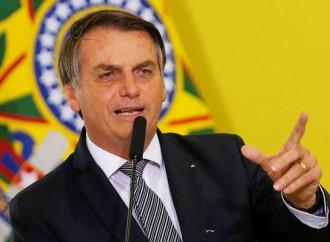 Bolsonaro contro il gender nelle scuole