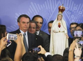 Bolsonaro, il Cuore Immacolato di Maria e la storia