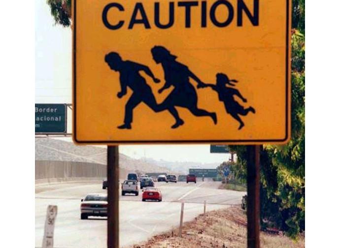 Al confine Usa-Messico