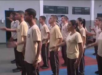 In Brasile l'esercito gestisce anche le scuole