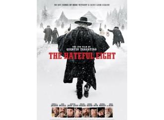 """Gli """"otto """"di Tarantino, la perfetta gratuità del male"""