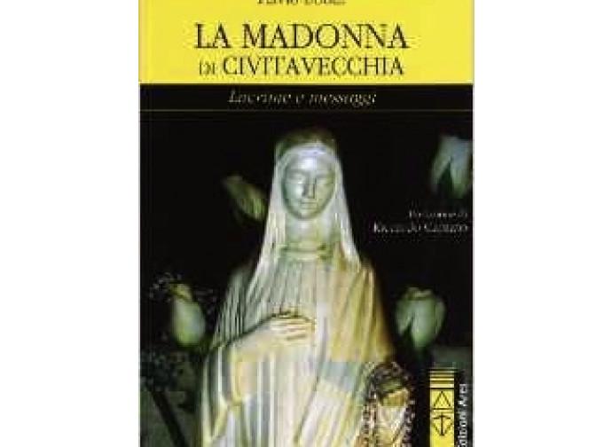 La copertina del libro La Madonna di Civitavecchia