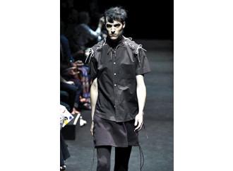 L'ultima follia degli stilisti: l'abito gender. Per lui e lei