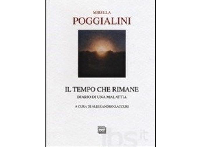 La copertina del libro di Mirella Poggialini