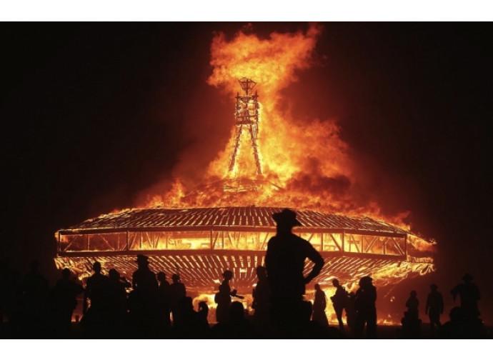 Il Burning Man Festival