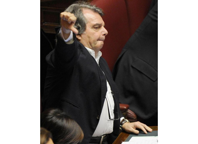 Brunetta vota contro la riforma del Senato