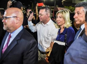 Ankara rilascia il pastore americano ed è un mistero