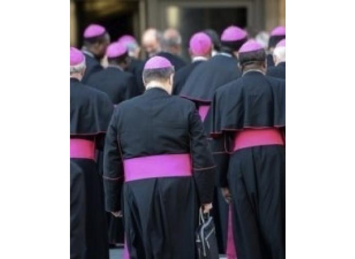 Vescovi al Sinodo