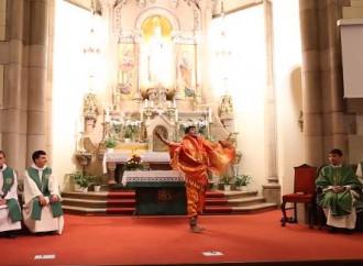 Il cervo, l'indù e l'arancino: il folklore che umilia le chiese