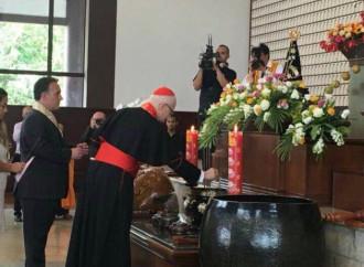 Dal Samba a Buddha, come si oltraggia la Madonna